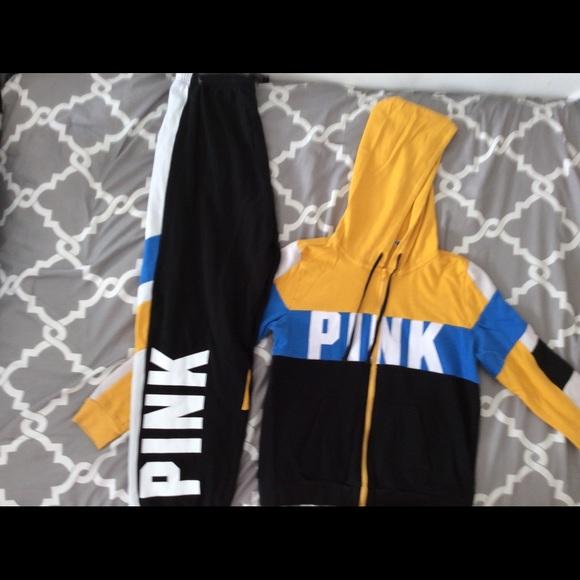 Victoria's Secret PINK tracksuit